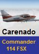 Carenado - Commander 114 FSX