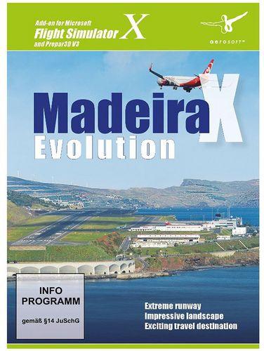 Aerosoft - Madeira X Evolution