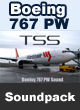 TSS - Boeing 767 PW Soundpack