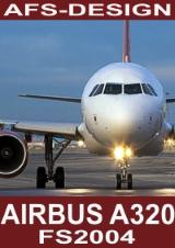 Airbus A318/319/320/321 FS2004 V2