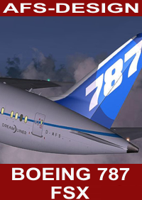 AFS - Boeing 787 Dreamliner
