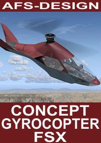 AFS - Concept Gyrocopter V4