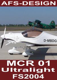 AFS - MCR-01 Ultralight v2 - FS9