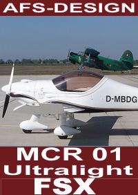 AFS - MCR-01 Ultralight v2 - FSX