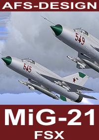 AFS - MiG-21 FSX