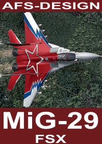 AFS-Design - Mig-29 V2 FSX