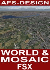 AFS - World & Mosaic 3 FSX