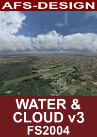 AFS - Water & Clouds v3 FS2004