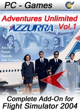Perfect Flight - Adventures Unlimited Vol 1 - Azzurra