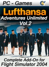 Perfect Flight - Adventures Unlimited Vol 2 - Lufthansa