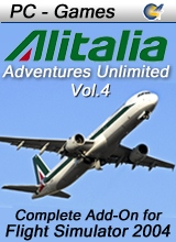 Perfect Flight - Adventures Unlimited Vol 4 - Alitalia