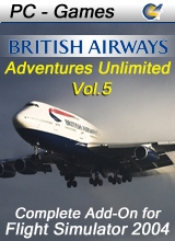 Perfect Flight - Adventures Unlimited Vol. 5  - British Airways