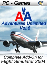 Perfect Flight - Adventures Unlimited Vol. 6  - American Airline
