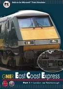 East Coast Express Part 1 (London to Peterborough)