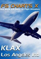 FS Charts X - KLAX Los Angeles Intl