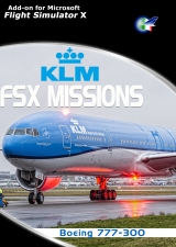 Perfect Flight - FSX Missions KLM B777-300