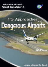 Perfect Flight - FS Approaches 8 - Dangerous Airports