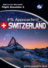 Perfect Flight - FS Approaches 7  Switzerland