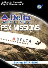 Perfect Flight - FSX Missions Delta B717-200