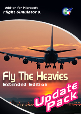 Fly The Heavies Extended Edition UPDATE PACK