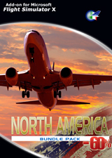 Perfect Flight - North America Bundle Pack