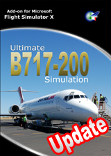 Ultimate B717-200 Simulation Update Pack