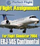 Flight Assignment ERJ-145 Continental