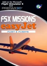 Perfect Flight - FSX Missions - easyJet FSX/P3D