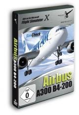 Aerosoft - Simcheck Airbus A300 B4-200