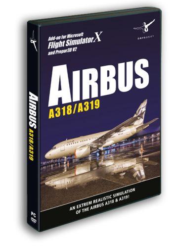 Aerosoft - Airbus A318/A319