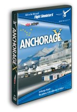 Aerosoft - Anchorage X