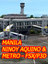 Ninoy Aquino Int and Metro Manila