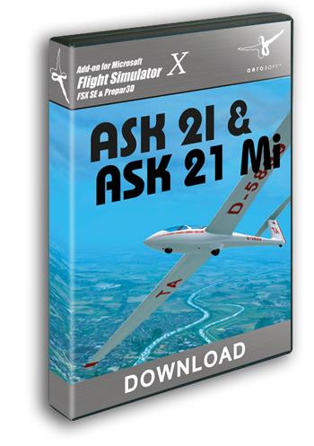 Aerosoft - ASK21 & ASK21 Mi