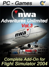 Perfect Flight - Adventures Unlimited Vol 3 - Northwest