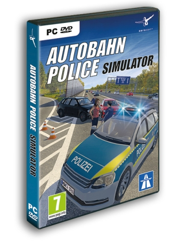 Aerosoft - Autobahn-Police Simulator