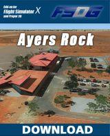 Aerosoft - Ayers Rock X