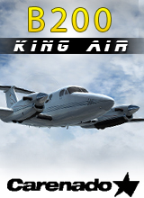 Carenado - B200 King Air HD Series
