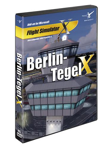 Aerosoft - Berlin-Tegel X