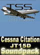 Cessna Citation PW-JT15D Soundpack