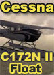 Carenado - Cessna C172N Skyhawk II Float FSX