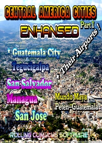 RCS - Central America Cities Enhanched