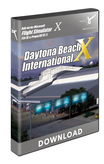 Aerosoft - Daytona Beach International