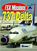 FSX Missions 737 Delta
