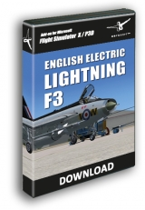 Aerosoft - English Electric Lightning F3 X