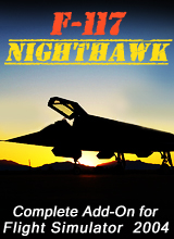 Perfect Flight - F-117-A NightHawk