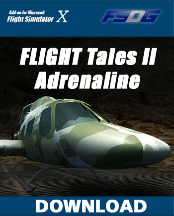 Aerosoft - Flight Tales II - Adrenaline