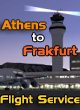 Flight Service - IFR Athens to Frankfurt