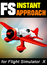 FS Flying School - FS Instant Approach Maker: FSX Runway Approac