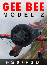 ALABEO - GEE BEE MODEL Z