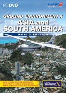 Ground Environment X - Asia & South America World Edition